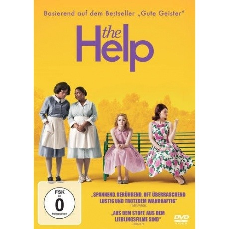 Disney DVD The Help