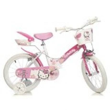 "Kinderfahrrad ""Hello Kitty"""