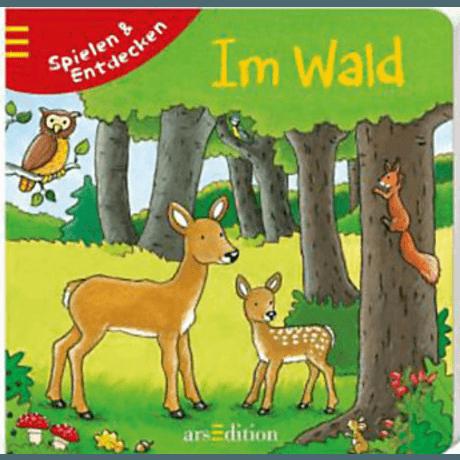 ars edition | Spielen und entdecken: Im Wald