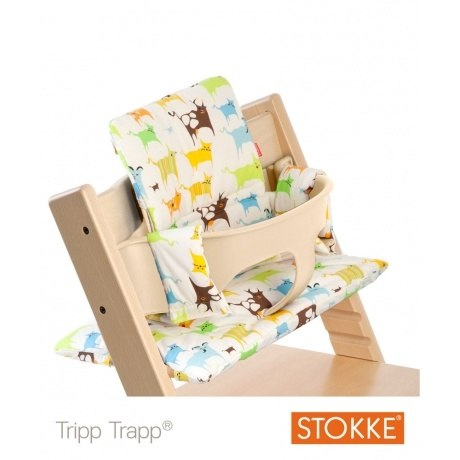 stokke sitzkissen tripp trapp kaufen tests bewertungen. Black Bedroom Furniture Sets. Home Design Ideas