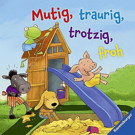 Ravensburger | Mutig, traurig, trotzig, froh