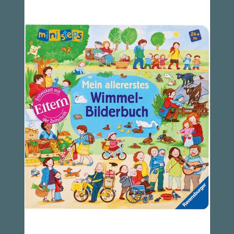 Ravensburger | ministeps: Mein allererstes Wimmel-Bilderbuch