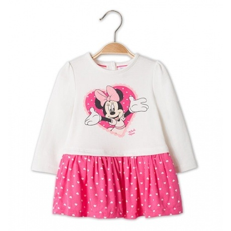 Baby-Kleid Minnie Mouse