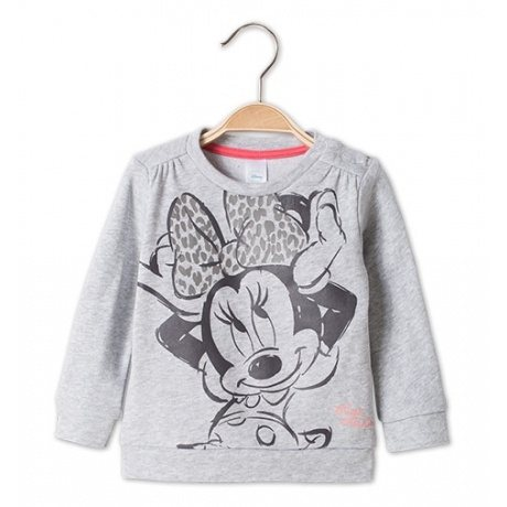 Baby-Sweatshirt Minnie Mouse