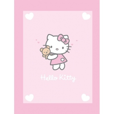 "Babydecke ""Hello Kitty Alice"""