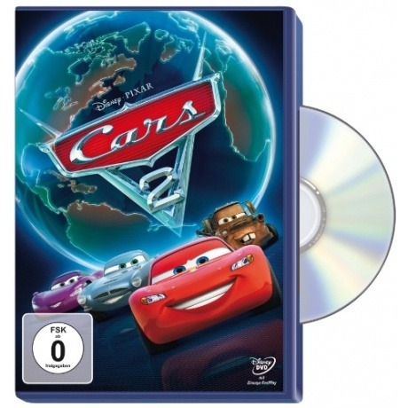 Disney DVD Cars 2
