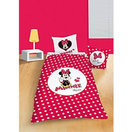 "Bettwäsche ""Minnie oh my"""