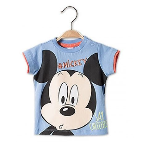 "Baby T-Shirt ""Micky Maus"""