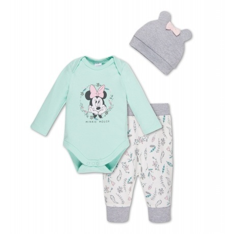 Minnie Mouse Baby-Erstlings-Set