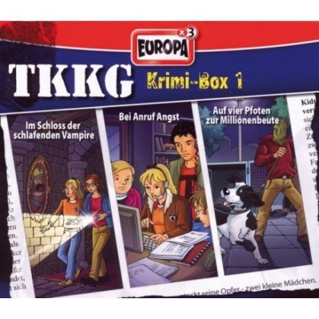 TKKG Krimi-Box (CD)