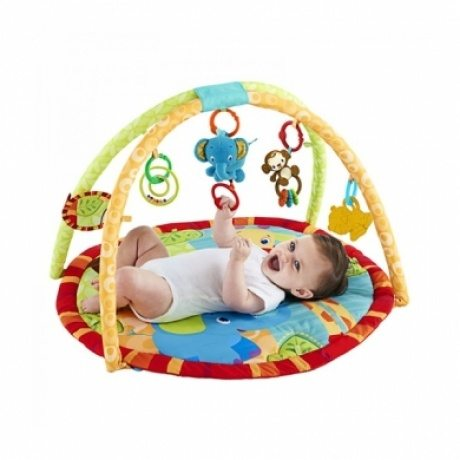 "Krabbeldecke ""Jammin Jungle Activity Gym"""
