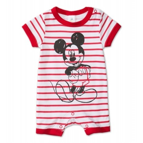 Mickey Mouse Baby-Schlafanzug