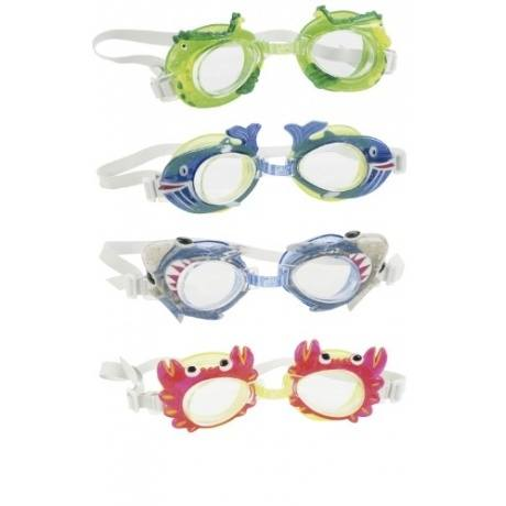 "Schwimmbrille ""Sea Monsters"""