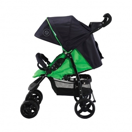 Knorr-baby Passeggino V-Easy Fold Happy Colour Rosso
