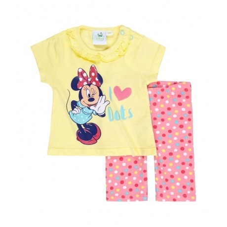 T-Shirt mit Leggings Minnie Mouse
