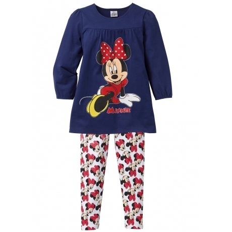 "Longshirt + Leggings ""Minnie"""