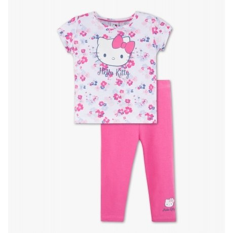 Hello Kitty Baby-Outfit