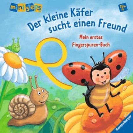 Ravensburger | Der kleine Käfer sucht einen Freund