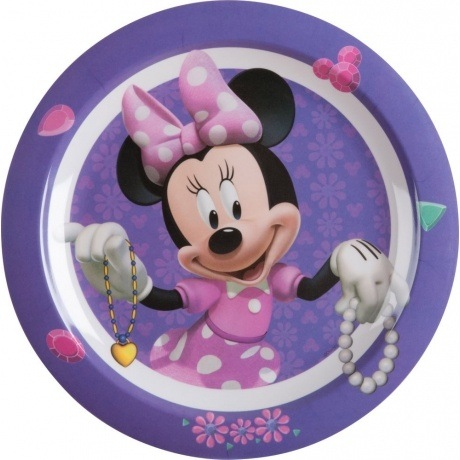 flacher%20Teller%20%22Minnie%20Maus%22