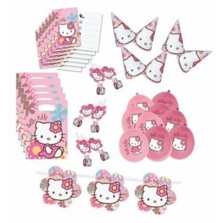 "XL-Partyset ""Hello Kitty"""