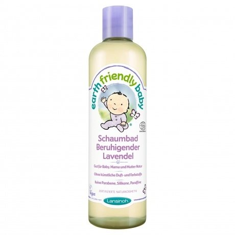 "Earth Friendly Baby®  Schaumbad ""Milde Kamille"""