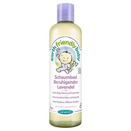 "Earth Friendly Baby®  Schaumbad ""Beruhigender Lavendel"""