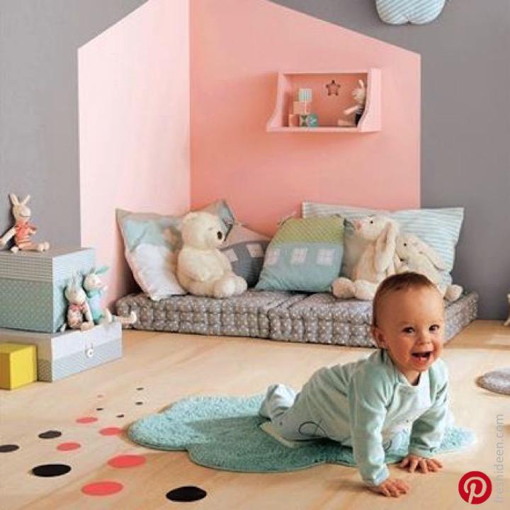 Stylische kinder babyzimmer for Stylische babyzimmer