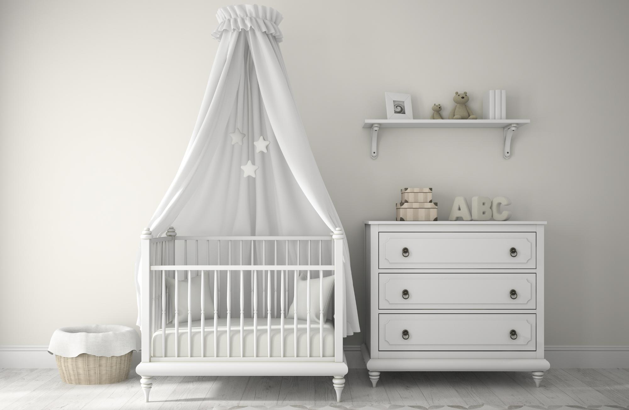 stylische kinder babyzimmer. Black Bedroom Furniture Sets. Home Design Ideas