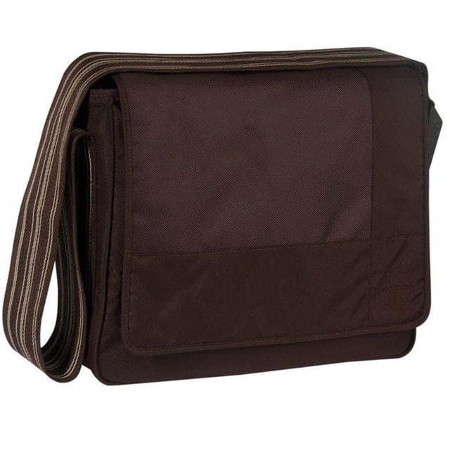 Lässig Casual Messengerbag Tasche Braun Slate Neu