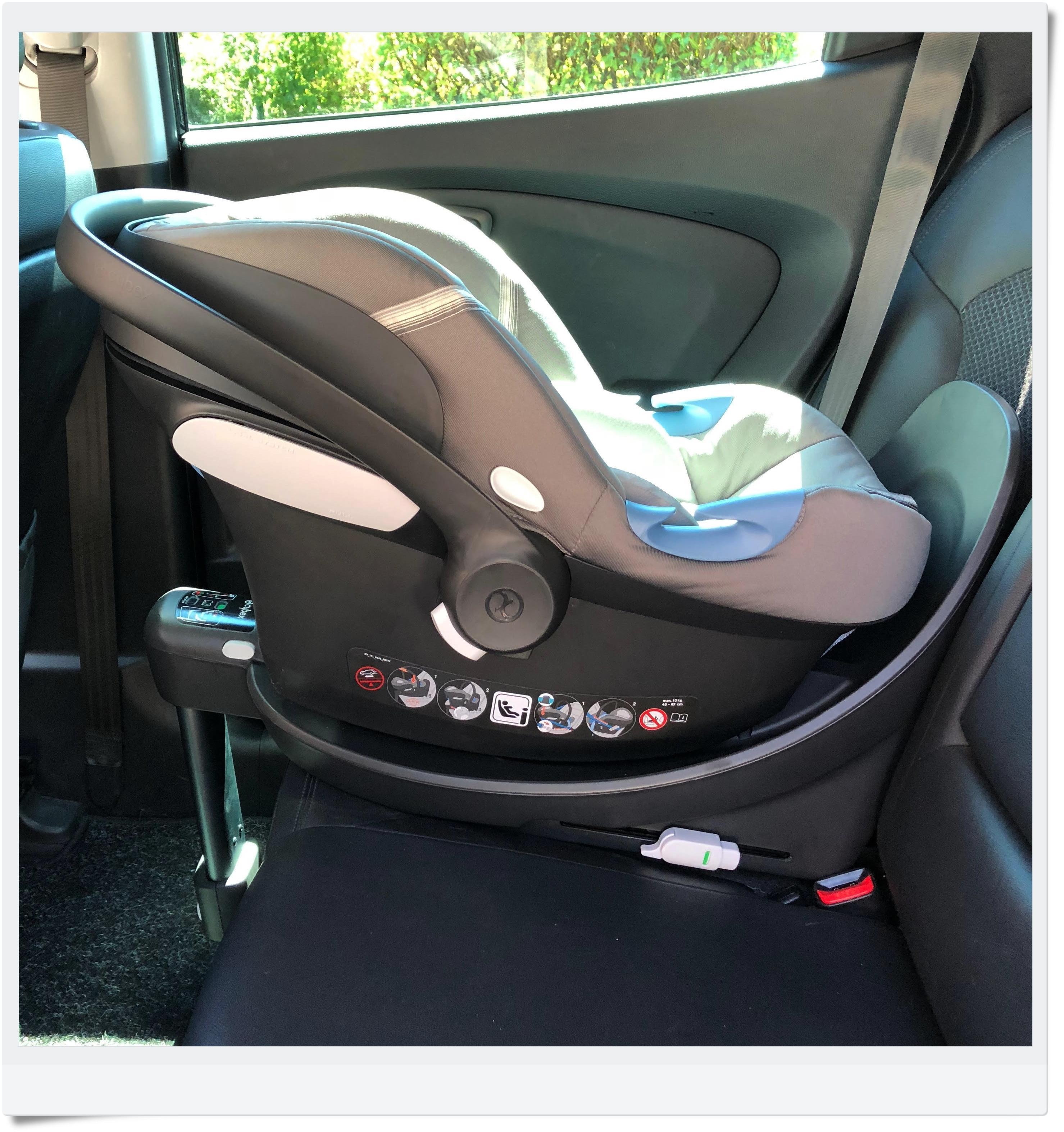 Der Erste Autositz Fur Dein Baby
