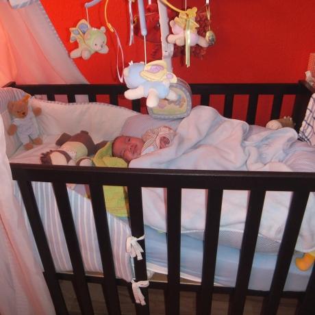 ikea babybett sundvik kaufen tests bewertungen. Black Bedroom Furniture Sets. Home Design Ideas